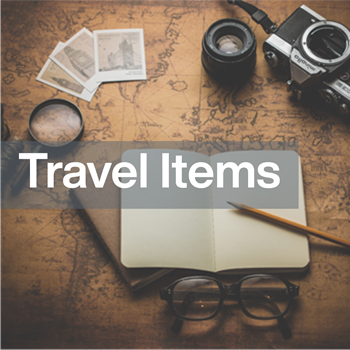 Picture for category Travel Items